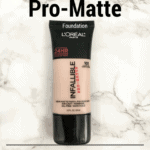 L'Oreal Infallible Pro-Matte Foundation Review