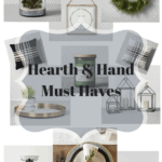 Hearth & Hand Line at Target | Must Haves | Farmhouse Decor | Christmas Decor | Thrifted & Taylor'd | www.thriftedandtaylord.com