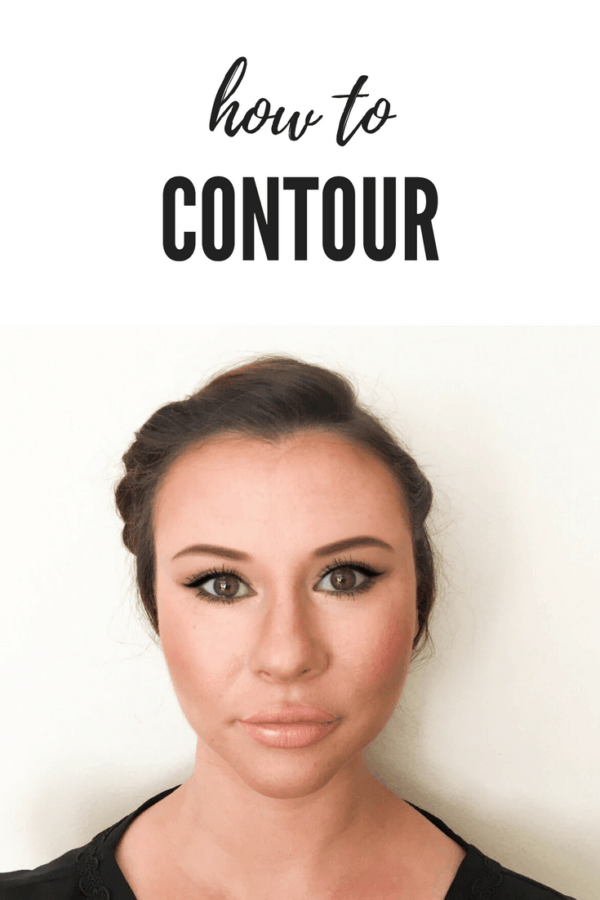 How to contour your face | Thrifted & Taylor'd