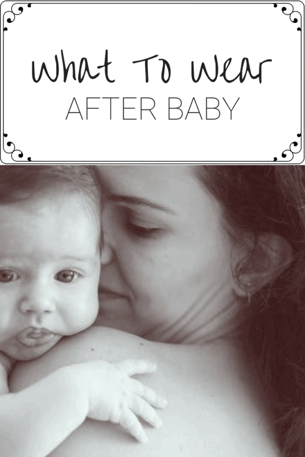 What to wear after baby | dressing your postpartum body | Thrifted & Taylor'd