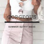 Gorgeous Summer Outfit Ideas | Thrfited & Taylor'd