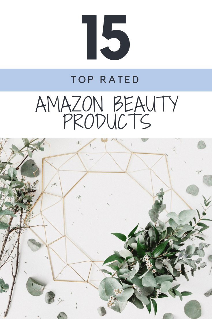 15 Top Rated Amazon Beauty Products | Thrifted & Taylor'd