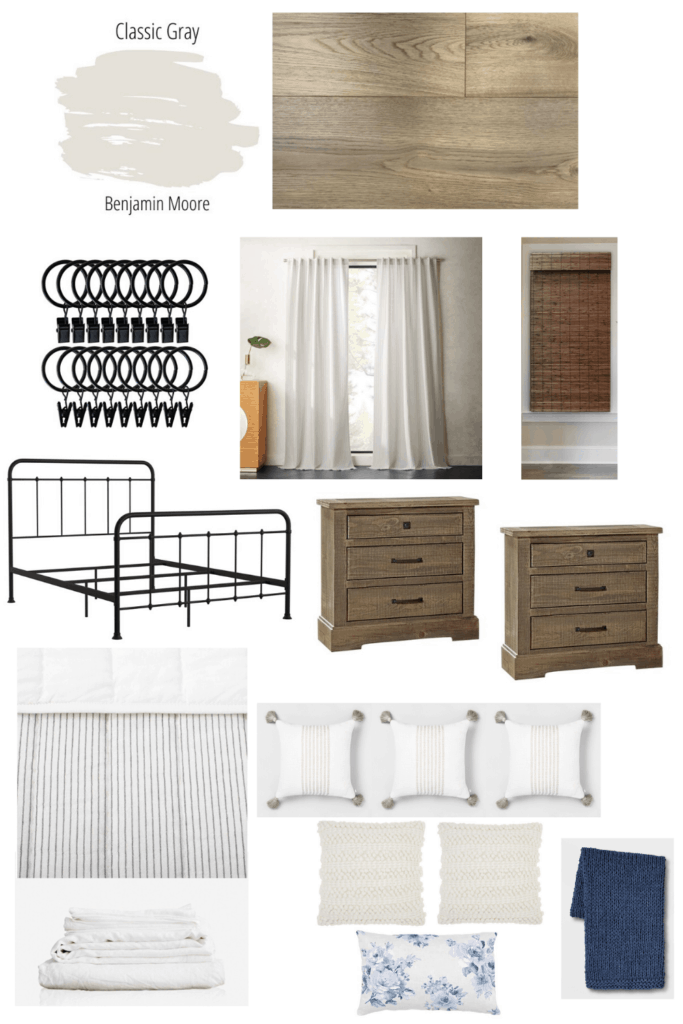 looking to redo your bedroom? If a light and airy master bedroom is what you are looking for then check out these perfect products to achieve the bedroom of your dreams!