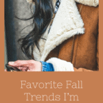 What fall trends are you loving this upcoming seasons? I love finding trendy pieces at the thrift store to shop more sustainably and to be able to try out new trends without having to spend a lot. Check out my favorite fall trends to thrift and see what I'll be hunting for!