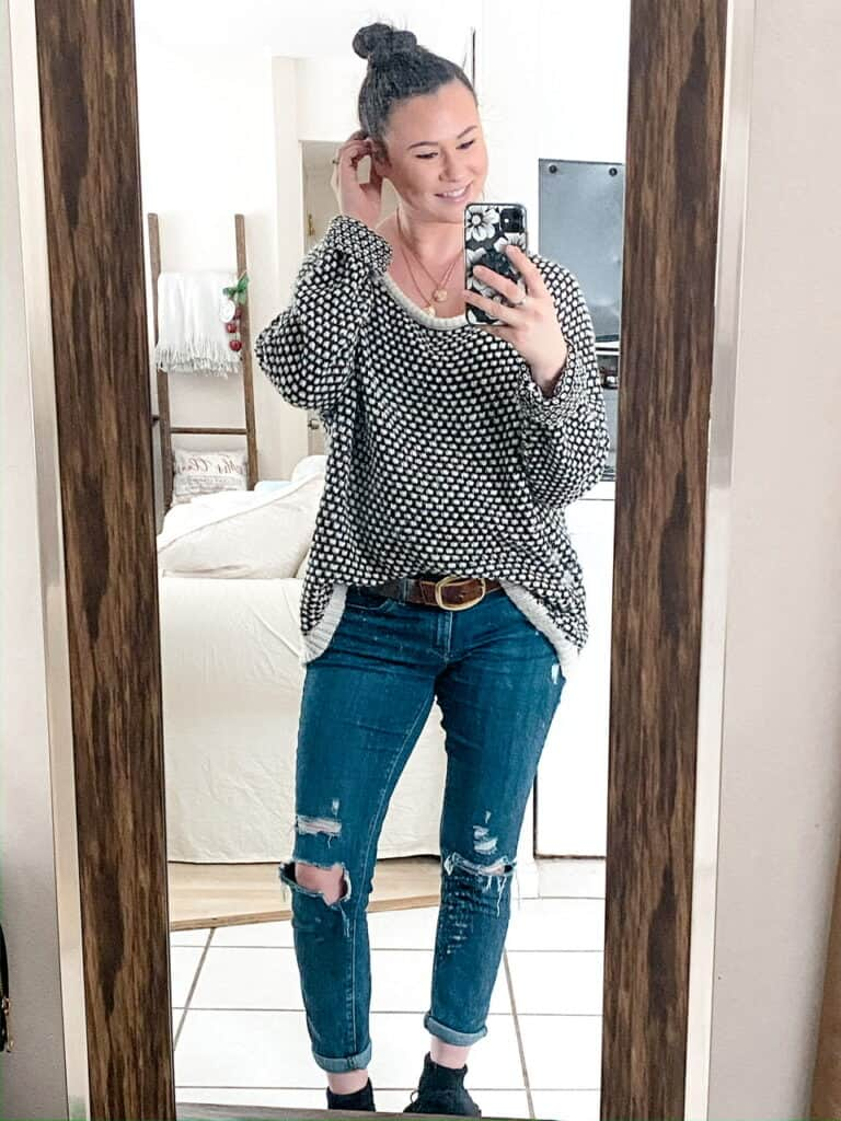 Fall is one of my favorite seasons for fashion. Fall outfits are cozy, stylish, and don't have to require a lot of effort. Check out these fall basics you need in your closet to be able to toss on and go and still look stylish.